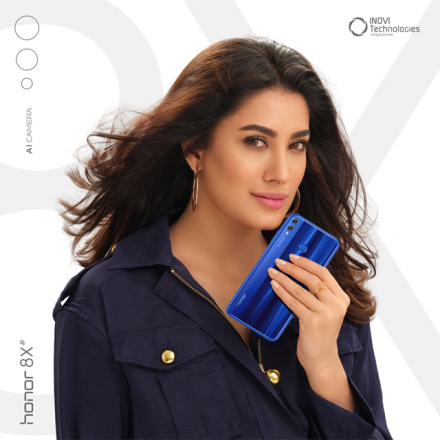 Go beyond limits with the Honor 8x, now in Pakistan