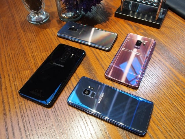 Final color options for Samsung Galaxy S10 revealed