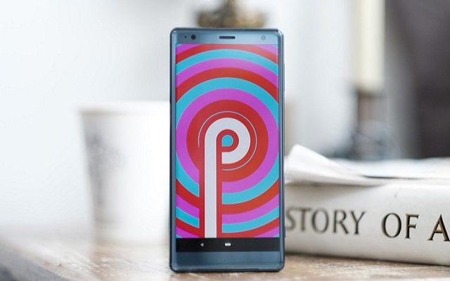 Sony reveals the latest Android Pie update schedule