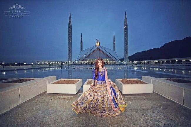 5 best wedding photographers in Pakistan