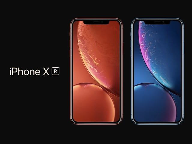 Some new revelations about the iPhone XR