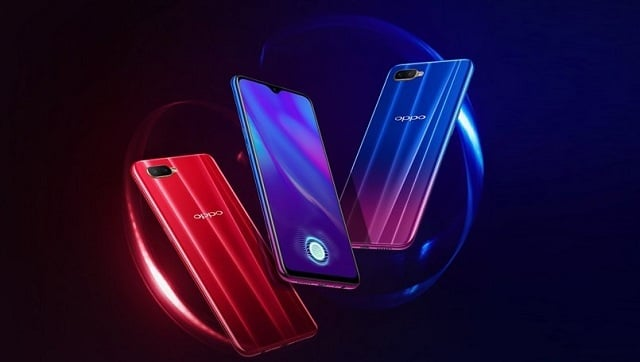 OPPO launches device with 6.4 inch screen besides water drop notch