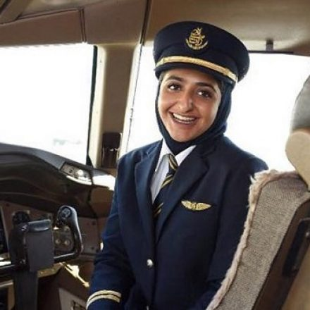 Meet first UAE Royal family female pilot who followed her dream