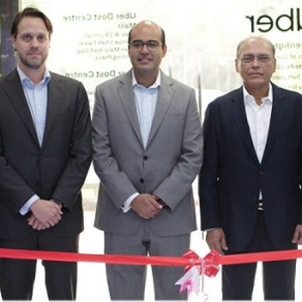 Uber launches its flagship partner support center in Karachi