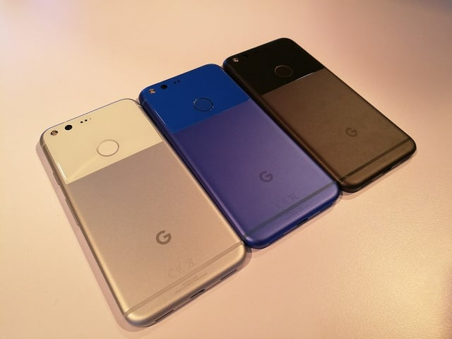 Google smartphone(s) in the works?
