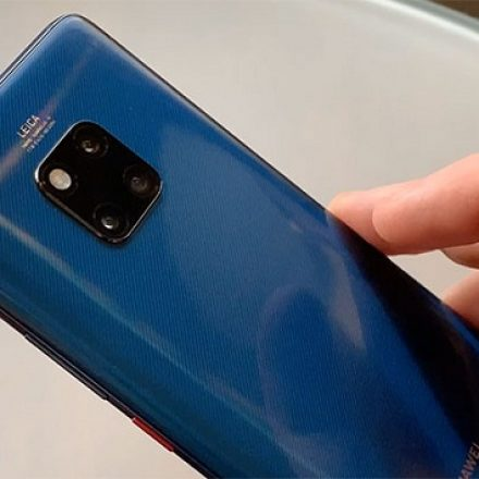 Huawei Mate 20 Pro first update brings more camera features