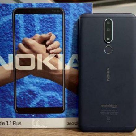 Introducing Nokia 3.1 Plus to the Pakistan