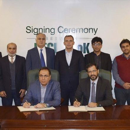The Bank of Khyber signs PTCL for Managed Services contract