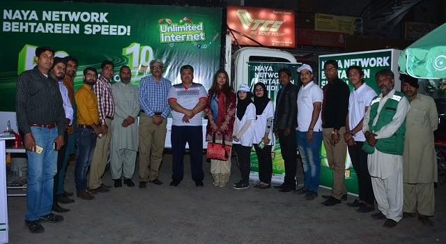 PTCL upgrades DHA, Guldasht, Gulshan Ravi, Johar Town & WAPDA Town exchanges in Lahore