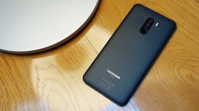 Pocophone F1 set to get updated to Android Q