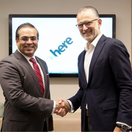 Global Mapping and Location Services Giant HERE Technologies Signs Strategic Partnership MOU with TPL Maps