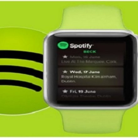 Spotify on the Apple Watch?