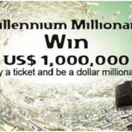 $1 million jackpot goes to a Pakistani woman