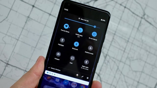 How to enable the new dark mode on Android Pie I NetMag