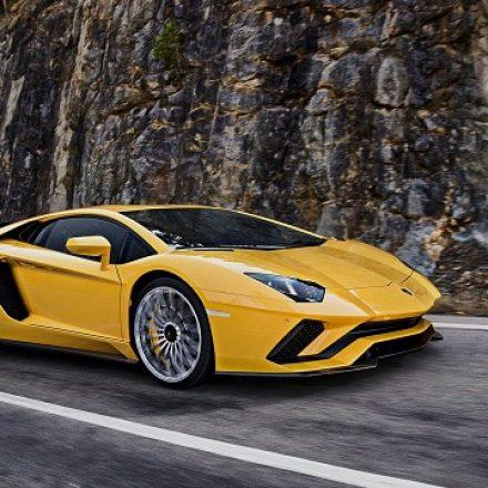Lamborghini new found popularity in Pakistan