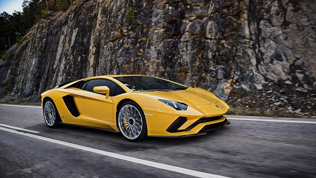Lamborghini new found popularity in Pakistan