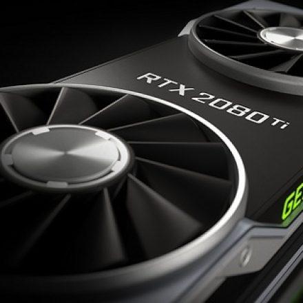 Nvidia's RTX 2080 Ti Graphics Cards prove to be a failure