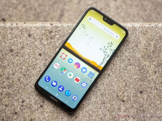 Android 9 Pie™ arrives on Nokia 6.1