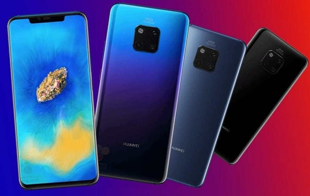 There's seems to be some love for the Mate 20 Pro in Western Europe