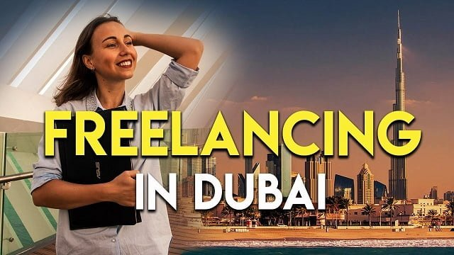 Dubai has introduced new freelance work permits for professionals!