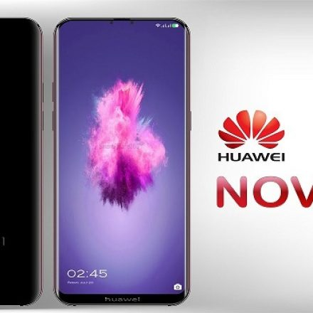 Upcoming Huawei Nova 4 display gives us a look at the notch-less future