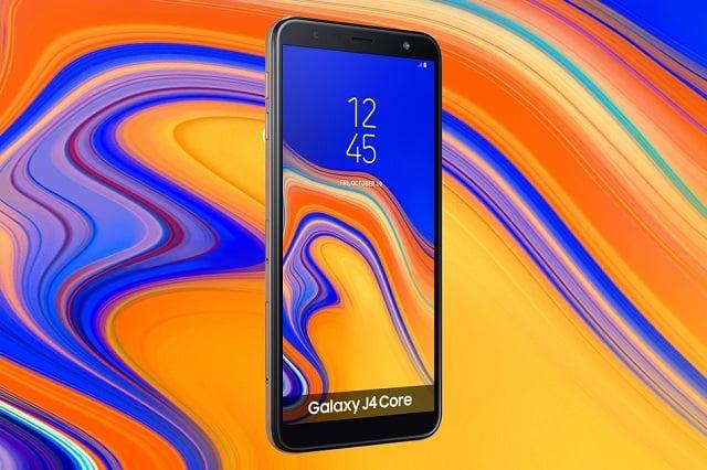 Samsung announces the Galaxy J4 Core, Samsung's second Go phone
