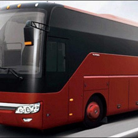 Start of CPEC Passenger Bus service