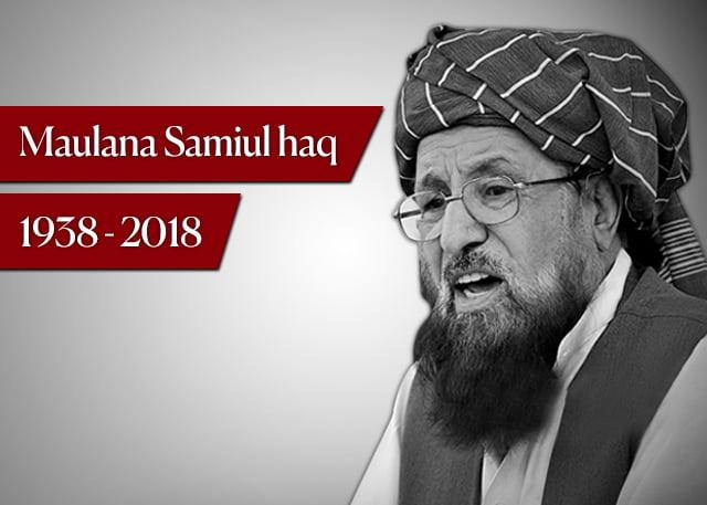 Sami ul Haq (1937-2018); treading a dangerous path always; an obituary
