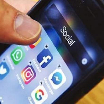 Man held for slander of ex-wife on social media