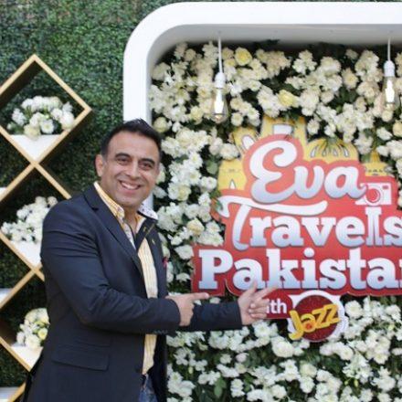 Jazz and Eva Zu Beck to showcase Pakistan's true colors