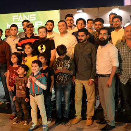 INFINIX PAKISTAN TAKES THE CONCEPT OF COMPANY-CUSTOMER RELATIONS TO A NEW HEIGHT WITH INFINIX CITY CLUB!