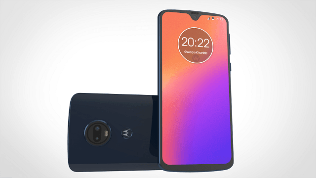 Moto G7 series subject to being revealed