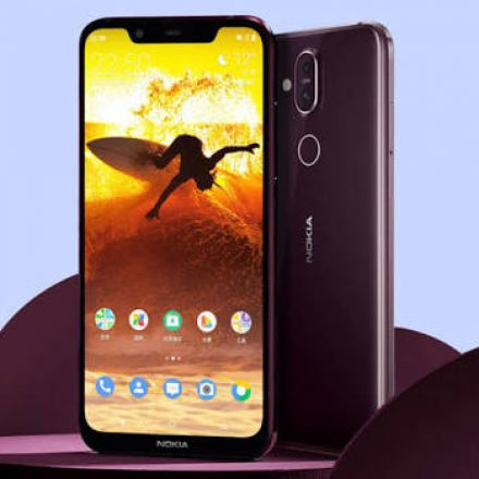 HMD Global has officially Launched the Nokia 8.1 in Dubai