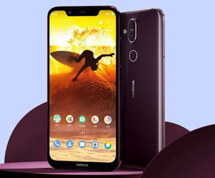 The wait is over, HMD Global has officially announced the Nokia 8.1