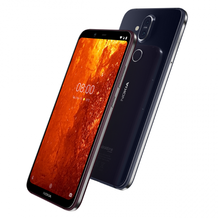 Nokia 8.1 – elevating the value flagship experiences