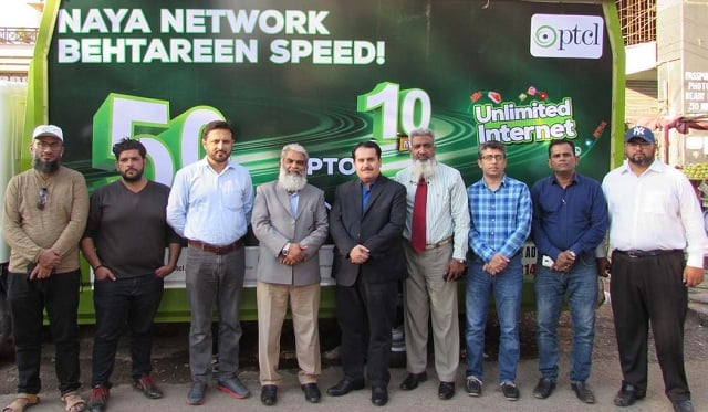 PTCL Clifton & Gulshan Exchanges Revamped Under Network Transformation Project