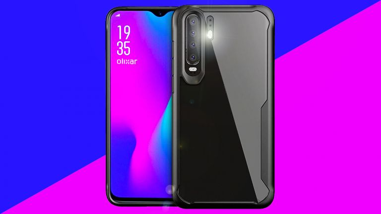 Latest render shows the Huawei P30 Pro's four rear cameras, along with 10x optical zoom