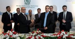 Chairman PTA inaugurates the project for seamless broadband coverage to Makran Coastal Highway
