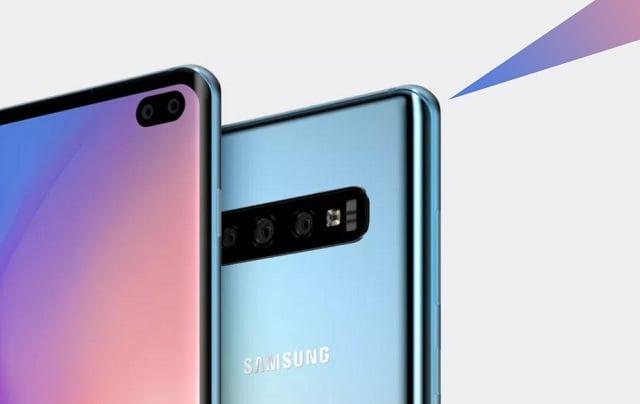 Samsung S10 Plus renders leak