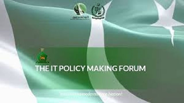 National Building Initiative has Launched a Digital Platform Which will Discuss the Upcoming IT Policy of Pakistan