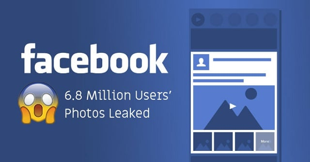 Facebook Photo API Bug has exposed up to 6.8 million photos of users!