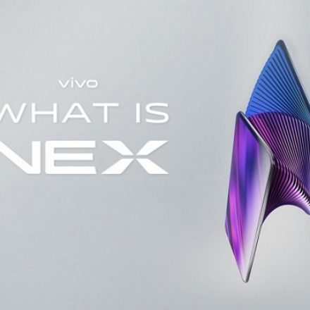 Official tease for the Nex 2 by Vivo