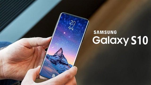 Massive Galaxy s10 leak