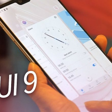 Huawei P20 series get the EMUI 9