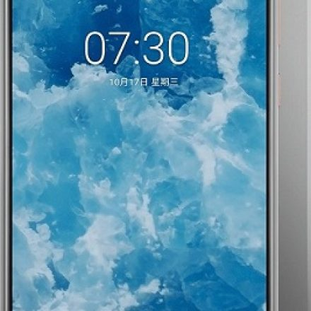 The Nokia 8.1 the new flagship device from the brand slated for launch Dec' 5th in Dubai