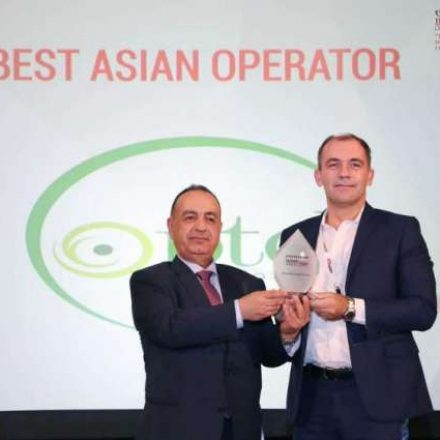 PTCL has been named the best cell phone operator in Asia
