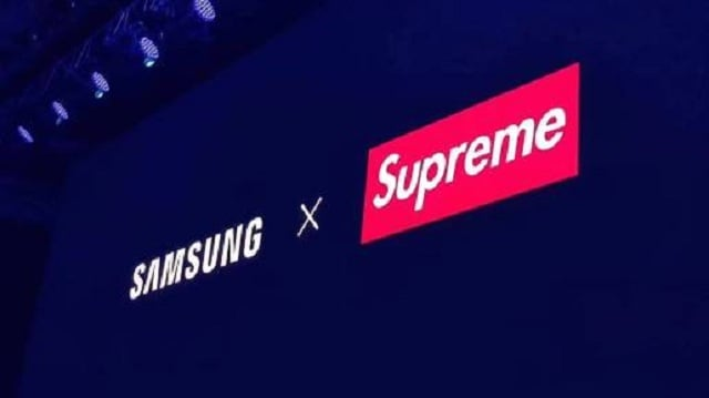 Samsung reconsiders the company's fake supreme Collaboration in China