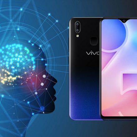 Vivo Y95 –Perfect Selfies with 20MP AI Camera