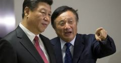 China rejects allegations against Huawei