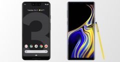 DxOMark has started rating selfie cameras, Pixel 3 and the Galaxy Note 9 make top of the list.